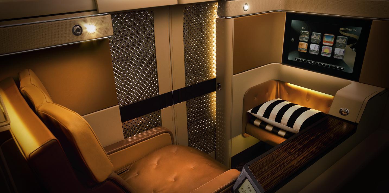 Etihad Airways Diamond First ClassEtihad Airways Diamond First Class