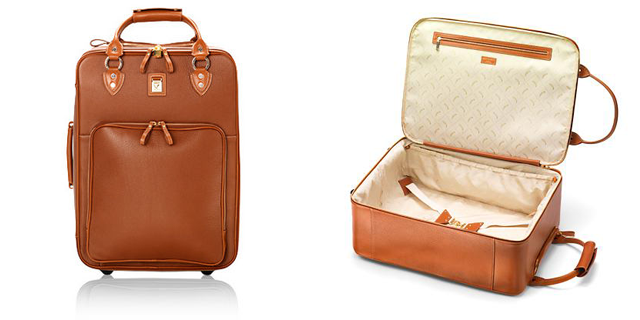 Leather Cabin Luggage   Luggage And Suitcases