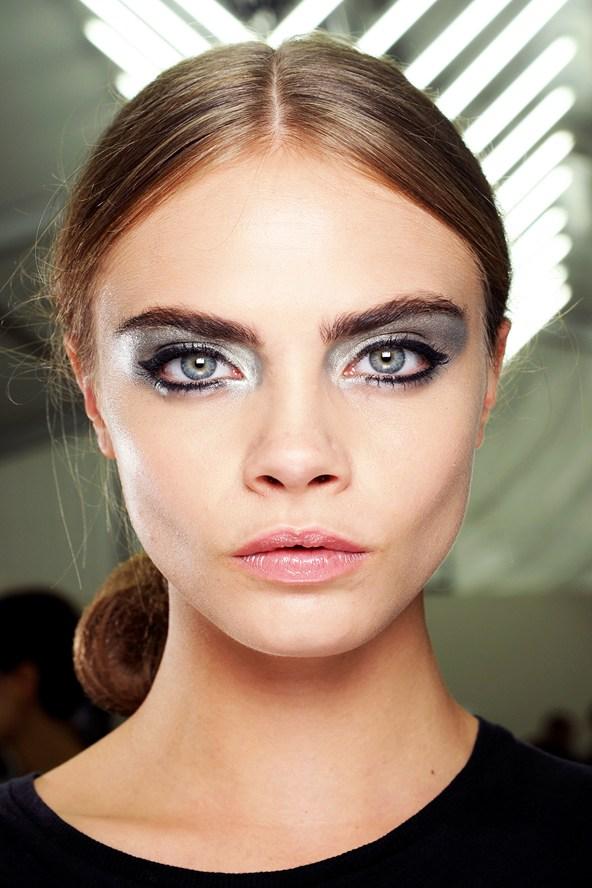 Statement Eyes Summer 2013 Makeup Trends