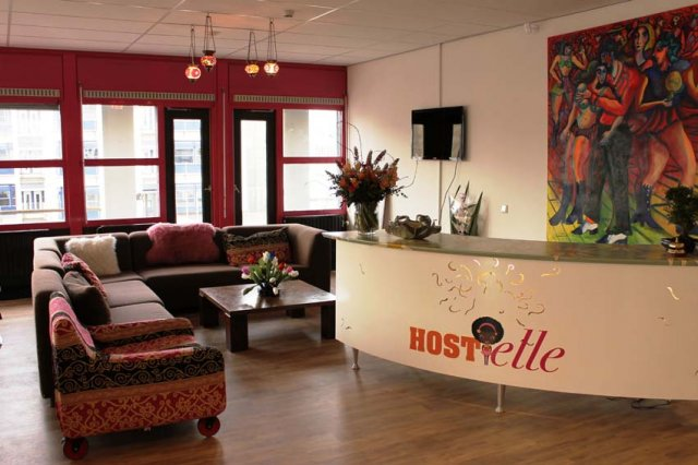 Hostelle Female Amsterdam
