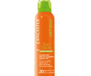 Lancaster Invisible Mist Wet Skin Application SPF 30