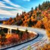 Blue Ridge Parkway- Best American Road Trips