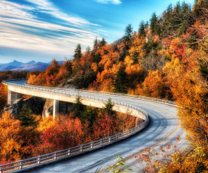 Blue Ridge Parkway- Best American Road Trips