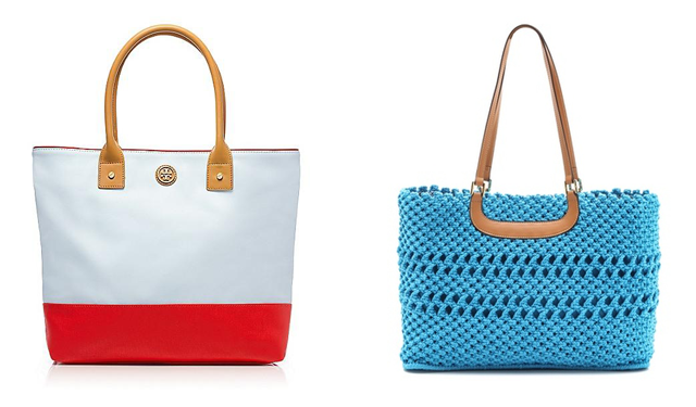 Tory Burch Beach Bags