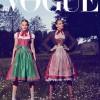 Deutsch Vogue Dirndl Dresses
