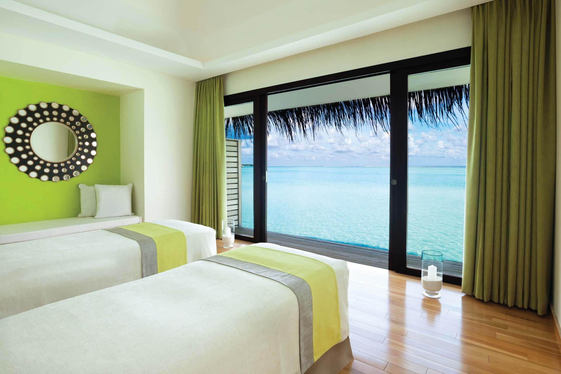 Lime Spa Maldives - most luxurious spas in the world