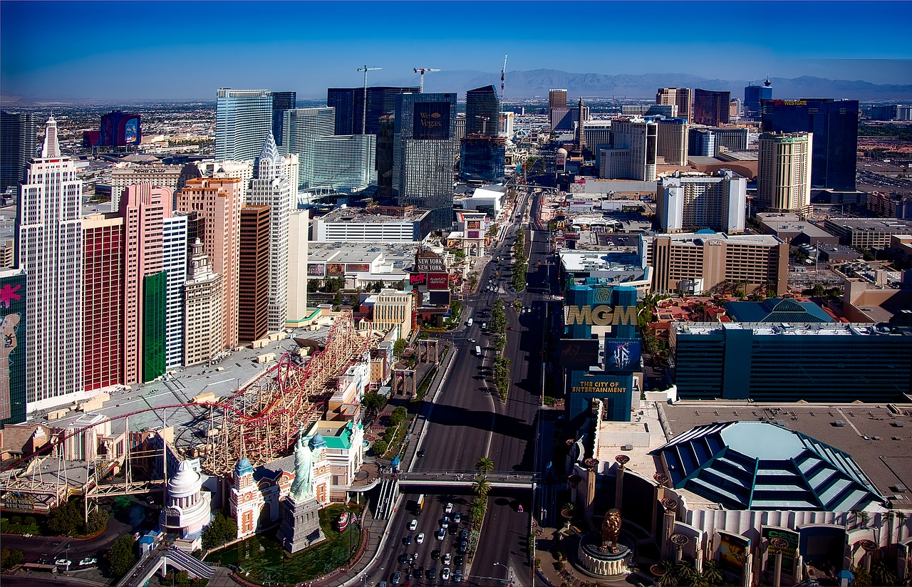 Las Vegas fashion
